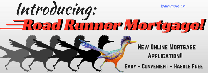 Introducing Road Runner Mortgage!